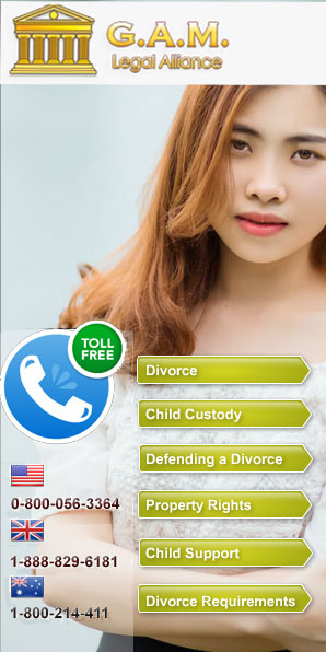Thai divorce